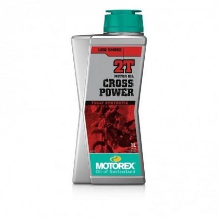 Aceite Motorex Cross Power 2T 1 Litro